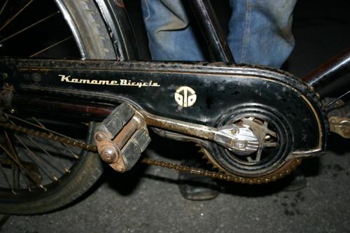 Kamome(昭和33年、運搬車) チェィンケース