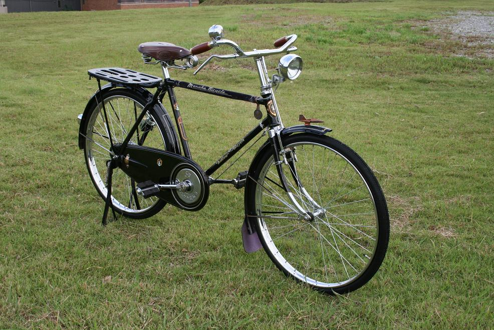Vintage Japanese Bikes 75